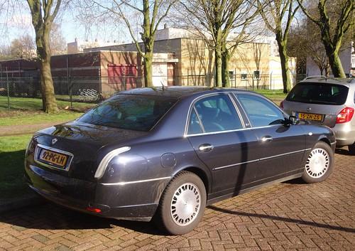 Lancia Thesis 2.4 JTD 20V Emblema Comfortronic aut 15-6-2004 92-PG ...