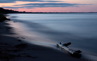 blue hour at Rondeau - Explored