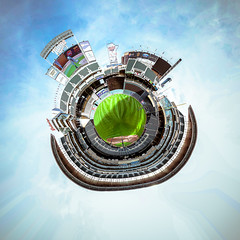 New Planet Discovered, and it's closer than you might think. (Icedavis) Tags: field minnesota twins baseball target mn targetfield