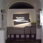"Museum of Broken Relationships <a style=""margin-left:10px; font-size:0.8em;"" href=""http://www.flickr.com/photos/14315427@N00/14646178227/"" target=""_blank"">@flickr</a>"