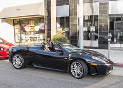 Ferrari F430 Spider (AJ Ferrari) Tags: california cars ford beach car mercedes benz drive spider martin lotus ferrari malibu hills southern exotic mclaren newport porsche alfa romeo rodeo beverly rolls jaguar bugatti lamborghini royce bentley maserati aston spotting f430 pagani carspotting