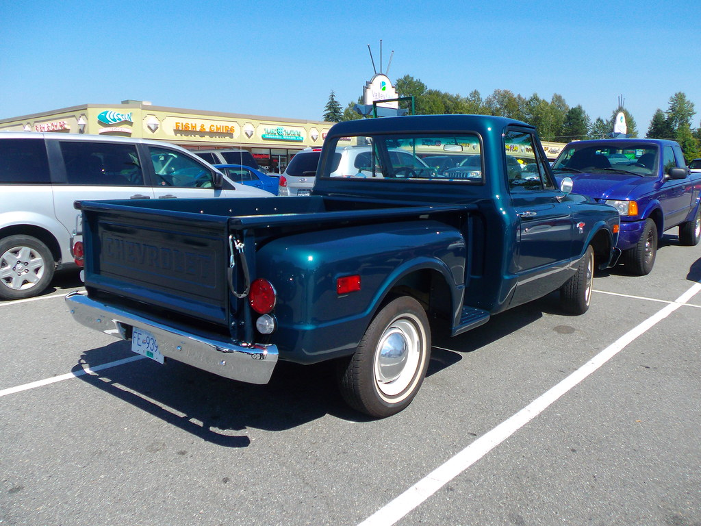 The Worlds Best Photos Of C10 And Stepside Flickr Hive Mind 1966 Chevy Short Bed 1967 Chevrolet Pickup Foden Alpha Tags Mapleridge
