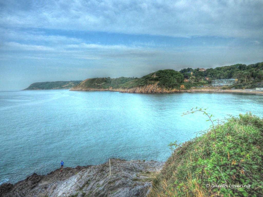 Caswell Bay 26th July 2014 HDR (1)