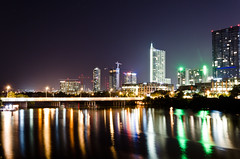 DSC_0334 (bherrero13) Tags: longexposure nightphotography night austin river nikon downtown texas d5100 nikond5100
