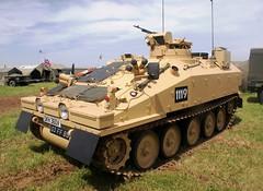 Alvis Spartan (MJ_100) Tags: show army military armor vehicle apc britisharmy armour alvis spartan revival warandpeace armoredpersonnelcarrier armouredpersonnelcarrier