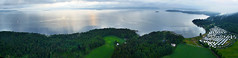 Nes, Jelya (kjetilpa - landscape and aerials) Tags: camping panorama norway norge moss nes stfold drone jely jelya gh3 multicopter