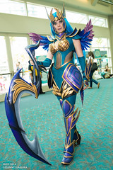 San Diego Comic Con 2014 Diana Kamui Cosplay (Manny Llanura) Tags: costume cosplay diana convention comiccon sdcc kamui sandiegocomiccon sexycosplay kamuicosplay comiccon2014 sdcc2014