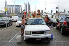 Hooters Nottm Carwash 17-8085 (yahweh70) Tags: nottingham hooters carwash bikini chantal charitycarwash hootersnottingham