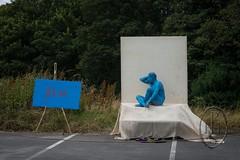 1140 Bleu Monday Nude (118) (PHH Sykes) Tags: blue roy nude monkey gallery ant bleu anthony monday matisse henri the 1140 thurgoland youel