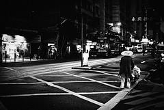 (Eric Bixel) Tags: china street bw blur monochrome hongkong streetphotography gritty contrasty