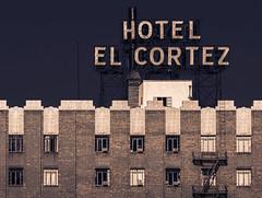 Hotel El Cortez (darth.gnostic) Tags: architecture buildings downtown reno 2014 elcortezhotel