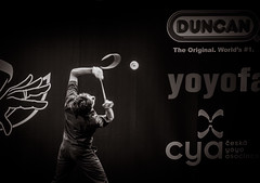 WYYC 2014 - Naoto Okada (Explore) (svenpetersen1965) Tags: prague prag praha czechrepublic divadloarcha 4afinals naotookada wyyc2014 worldyoyocontest2014