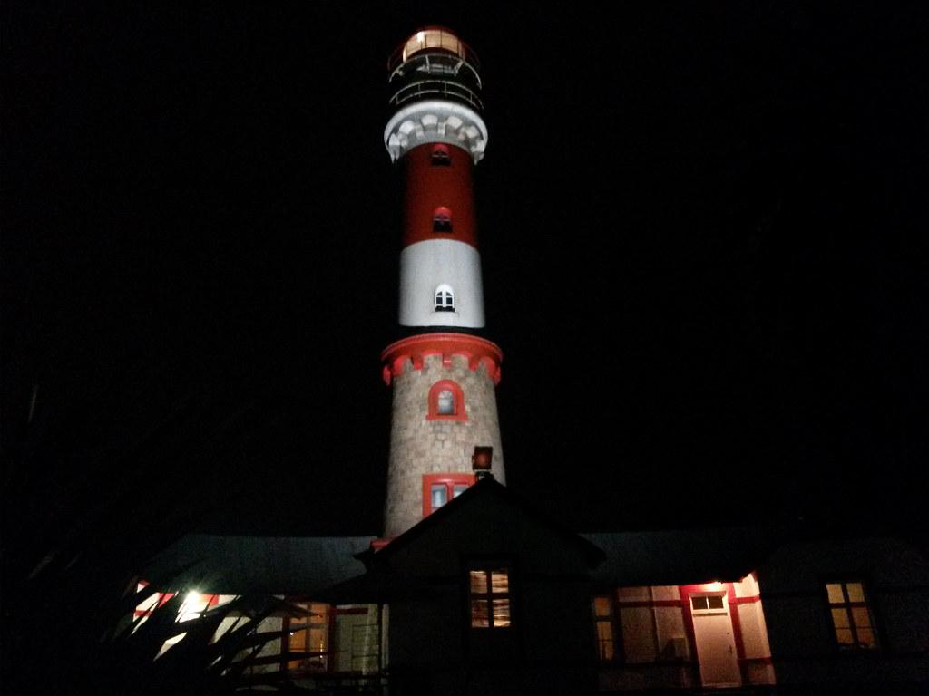 Lighthouse, Swakopmund, Namibia