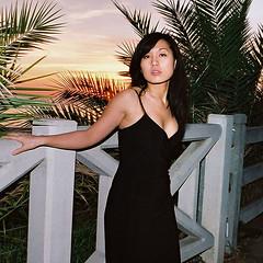 LA model (mtrz) Tags: woman sexy art beach water girl beauty asian mujer women sweet fineart butt bikini bottoms belle balance volleyball bella perfection belleza eroticism eroticwoman wetfemale