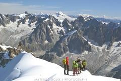 DSC_0970 (Mateusz Woek) Tags: mountain france mountains du midi chamonix mont blanc aiguille francja 3842