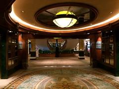 Cunard's Queen Victoria ship (Harrogate) Tags: cruise ship cunard queenvictoria
