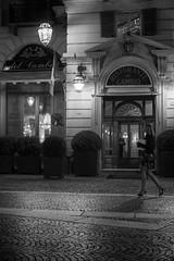 _DSF7070 (albertoric75) Tags: street bw italy night torino italia ombre luci turin notte biancoenero notturno
