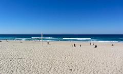 Golden Sands of Surfers Paradise (Jocey K) Tags: sea sky people water sand surf australia queensland goldcoast broadbeach