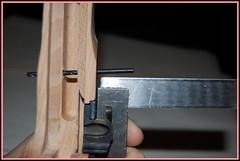 Flintlock Pistol (impala2k8) Tags: lock stock barrel carving pistol kit flintlock gunsmithing sideplate aquafortis flintlockcarving