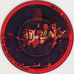 Bram Tchaikovsky - I'm The One That's Leaving (Leo Reynolds) Tags: vinyl picture single record squaredcircle disc platter 45rpm picturedisc 7inch xleol30x sqset111 xxx2014xxx