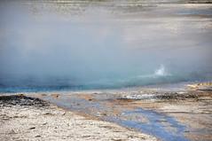 Celestine Pool (8 July 2014) 2 (James St. John) Tags: hot fountain pool volcano spring group basin springs yellowstone wyoming lower geyser celestine