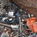 Trash on Pulau Ubin: with life vest