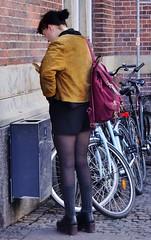 Texting (osto) Tags: bike bicycle denmark europa europe sony bicicleta zealand bici scandinavia danmark velo fahrrad vlo slt rower cykel a77 sjlland osto alpha77 osto september2014 fietssykkel