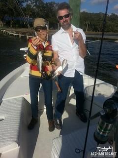 best fishing charter Amelia Island, FL