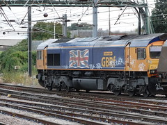 66705 (DB 77) Tags: golden jubilee september 10th doncaster 2014 gbrf 66705