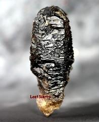 New Find ~ Bromellite Gem Crystal (LostSierra) Tags: crystal crater mineral gia gem specimen meteorite hydrothermal gemstone beryllium lostsierra wurtzite bromellite