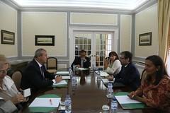 PSD recebe Confederação do Turismo Português
