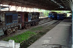 Jamaica - Kingston abandoned station (Lonfunguy) Tags: carribean kingston jamaica disused caribbean abandonedrailway jamaicarailwaycorporation jamaicarailway kingstonrailstation