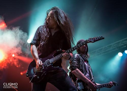 DragonForce - Download Festival 2015