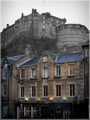 Edinburgh Castle (Scotland) (Sigurd66) Tags: uk castle scotland edinburgh europe edinburghcastle escocia royalmile edimburgo castilloedimburgo duneldeann