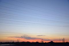 The Sunset - Tempe, Arizona (Anas O. Alghamdi) Tags: camera sunset arizona sky usa love me nature beautiful station photoshop canon happy us nikon university view desert state like police az asu marketplace capture tempe picoftheday            nikond5300