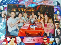 Planet Hollywood (Elysia in Wonderland) Tags: birthday vacation holiday paris france june lucy emily village amy disneyland disney hollywood planet pete rhys eloise elysia 2015