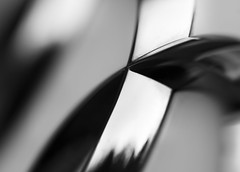 X marks the spot (Photography by Julia Martin) Tags: photographybyjuliamartin xmarksthespot metal itspartofmycar shiny macromondays madeofmetal