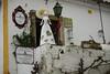 Obidos (hans pohl) Tags: portugal obidos statues art publicités advertising