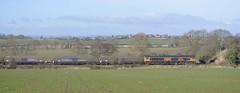 GBRf 66750 at North Anston [3 of 3] (parkgateparker) Tags: gbrf 66750 bristolpanelsignalbox syjnt southyorkshirejoint northanston