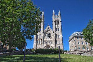 Guelph Ontario ~ Canada ~ Basilica of Our Lady Immaculate  ~  National Historic Site of Canada