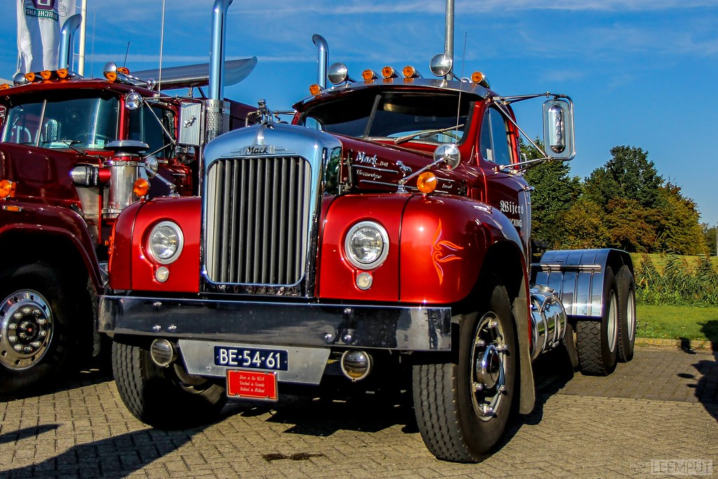 B 61 Mack Thermodyne : The world s best photos of b and mack flickr hive mind