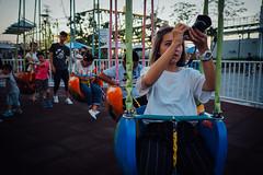 Amusement Park|兒童新樂園 (里卡豆) Tags: olympus penf 台北 台灣 taiwan taipei 兒童樂園 兒童新樂園 panasonic dg 15mm f17 amusement park