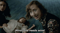 New trending GIF on Giphy (I AM THE VIDEOGRAPHER) Tags: ifttt giphy fox wine last man earth kristen schaal mary steenburgen carol pilbasian lover gail klosterman love she needs