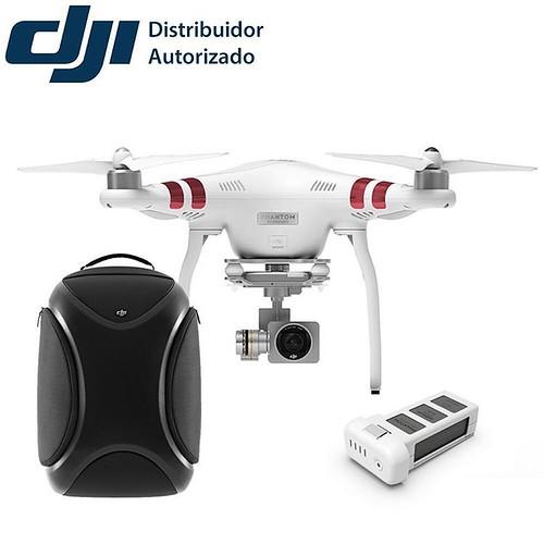 Adquiere en @compudemano drone DJI Phantom 3 Standard en combo con batería y mochila rígida original de @djiglobal con envío gratis a todo Colombia. Ideal para comenzar a disfrutar la emoción de volar de forma fácil y divertida #cadadiamejor. Visita nuest