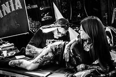 Rotterdam Tattoo convention 2014 (Marcus Crane) Tags: california newyork holland art netherlands tattoo ink losangeles rotterdam artists conventions needles inked tattooart inkedup tattooacceptance