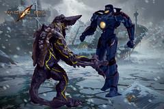 Rim05 (shemanthkumar) Tags: storm monster danger giant toy robot nikon pacific action head hurricane knife nuclear raleigh figure scifi jaeger rim tornado gypsy kaiju gipsy kumar hemanth d3100