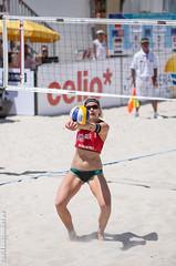 2014 CEV Beach Volleyball European Championship (P a z u) Tags: girls woman beach girl championship europe european volleyball volley cagliari 2014 poetto cev campionato europeo femminile cev2014