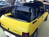 13 Peugeot 205 Cabrio Ümrüstung wegen verrostetem Anbauteil einteiliges Verdeck von CK-Cabrio gbs 03