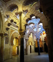 Cordoba Mezquita (perseverando) Tags: architecture spain cathedral mosque andalucia moorish cordoba mezquita perseverando