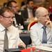 Investment conference delegates